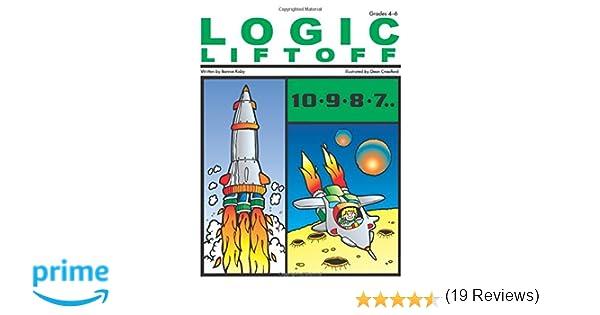 Workbook christmas grammar worksheets : Logic Liftoff, Grades 4-6: Bonnie Risby, Dean Crawford ...