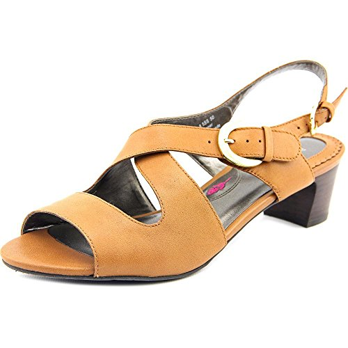 Ros Hommerson Women's Patsy Tan Casual Sandals 9.5 N -