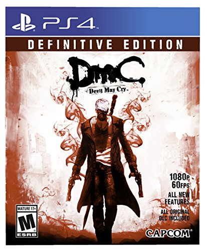 DMC Devil May Cry: Definitive Edition - PlayStation 4 from Capcom