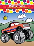 Do A Dot Art DADB375 ! Mighty Trucks Creative Activity Coloring Book