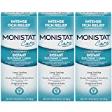 Product review for Monistat Care Maximum Strength Instant Itch Relief Cream, 1 Ounce each (Value Pack of 3)