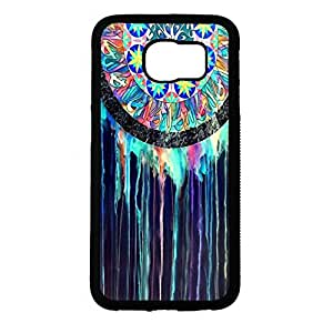 Special Hybrid Mandala Phone Case Cover For Samsung Galaxy s6 Mandala Vantage Design
