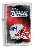Personalized NFL NEW ENGLAND PATRIOTS Zippo Lighter - Free Engraving