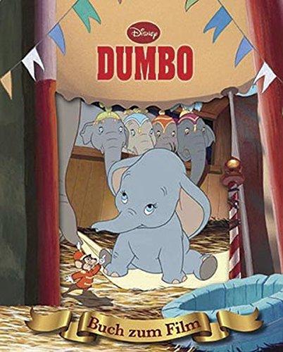 Dumbo: Das Buch zum Film mit magischem 3D-Cover
