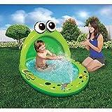 Spray 'N Play Froggy Pool by Banzai by Banzai