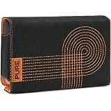 Pure Canvas - Funda de protección para Pure One Mi Radio, color negro y naranja