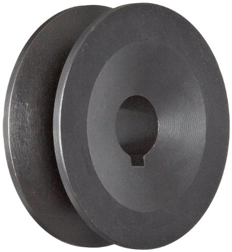 Martin BK25 5/8 FHP Sheave BS, 4L/5L or B Belt Section, 1 Groove, 5/8