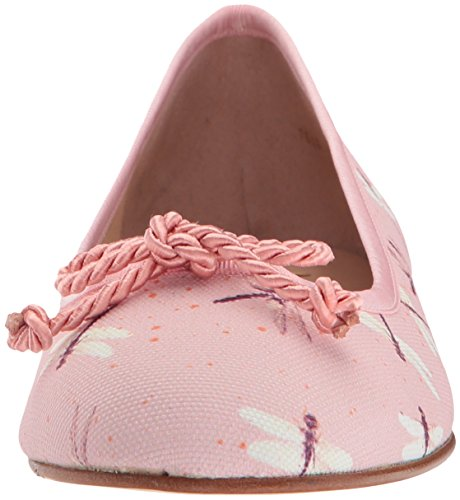 French Sole Fs / Ny Womens Bonfire Ballet Flat Pink