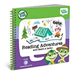 LeapFrog LeapStart Kindergarten Activity Book: Reading Adventures and Health & Safety