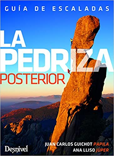La Pedriza Posterior. Guía de escalada: Amazon.es: Guichot ...