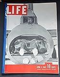 LIFE  Magazine  -   April 6, 1942