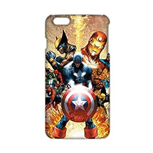 Cool-benz The Avengers superman 3D Phone Case for iPhone 6 plus