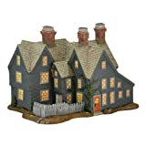 Department 56 New England Village The Gables Lit House, 5.83-Inch