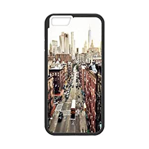 IPhone 6 Cases New York City, Dustin, {Black}