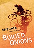 Buried Onions by Gary Soto front cover