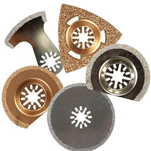 ZJN-JN 切断砥石 高炭素クリニーク振動マルチツールはブレードセットフィットを見ました 切断工具