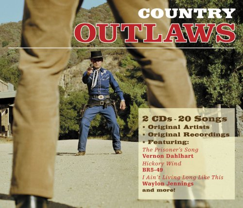 Various - Country Outlaws (1) - Zortam Music