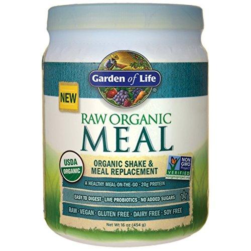 Garden Life Organic Meal Original