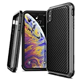 X-Doria Defense Lux Series, iPhone Xs Max Case - Military Grade Drop Tested