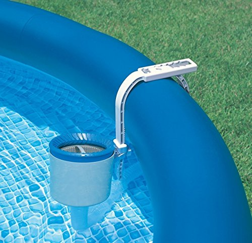 INTEX DELUXE SKIMMER USE WITH ABOVE GROUND EASY SET SWIMMING POOLS (Easy Pool)