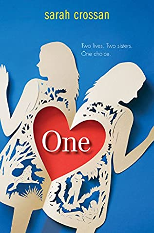 book cover of One