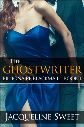Ghostwriter Billionaire Blackmail Book ebook product image