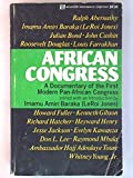 img - for African Congress. A Documentary of the First Modern Pan-American Congress book / textbook / text book