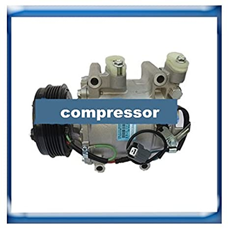 GOWE compressor for Sanden TRSE07 compressor for Honda Jazz Fit 34133 - - Amazon.com