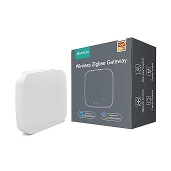 Smart Tuya ZigBee Thermostat Wireless Gateway APP-Steuerung für Google Home