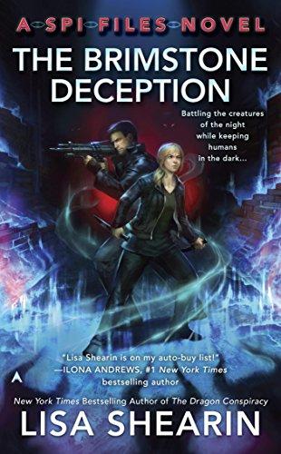 - The Brimstone Deception (SPI Files Book 3)