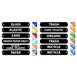 Best Rubbermaid Label Makers - Rubbermaid Commercial Recycling Bin Labels, 1792975 Review