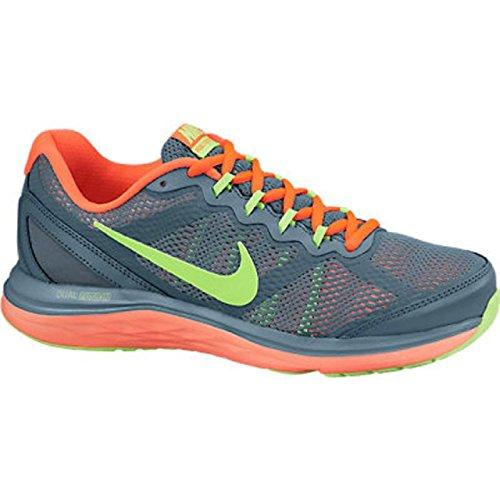 Nike Dual Fusion Run 3 Round Toe Synthetic Running Shoe
