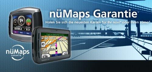 Scratch Card, update trimestrali a vita Garmin n/üMaps Lifetime CN Europa Update