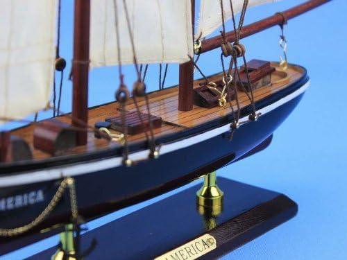 16 Hampton Nautical America Sailboat
