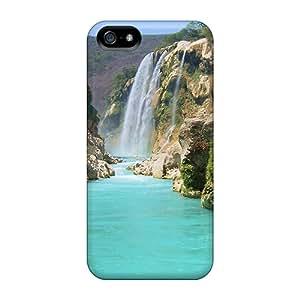 Unique Design Iphone 5/5s Durable Tpu Case Cover Amazing Fasll