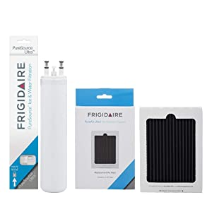 Frigidaire/Electrolux FRIGCOMBO ULTRAWF Water Filter & PAULTRA Air Filter Combo Pack