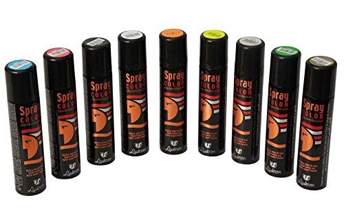 Laukrom Spray Color , color Negro - 75 mililitros Laurendor 43199