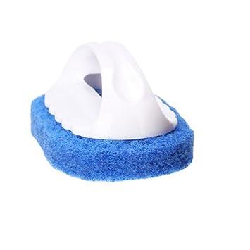4 pcs nuevo cepillos limpiadores plato Ware limpieza cepillos para lavar vajilla de vidrio ventana cepillo cristal baño cocina bañera limpiar sartenes: ...