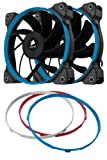 Corsair CO-9050002-WW Air Series AF120 Quiet Edition Twin Pack Fan