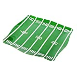 Encore Concepts Melamine Appetizer Tray in Football Field Design - 16