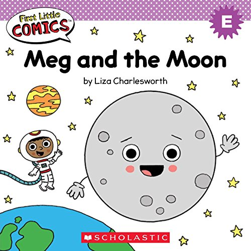 First Little Comics Parent Pack: Levels E & F: 16 Funny Books That Are Just the Right Level for Growing Readers by Scholastic