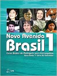 Novo Avenida Brasil 1 - Curso Basico de Portugués