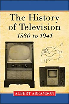 Book The History of Television, 1880 to 1941
