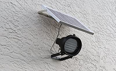 FL06 Solar 'Multi-Purpose' 45 LED Floodlight / Sign Light (10 Watt Solar Panel)
