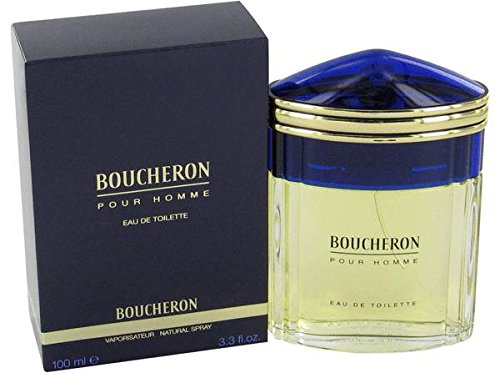 Bôùchérôn 100ml Edp Spray men with 1 Nail Polish free Gift