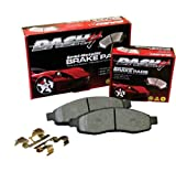 Dash4 MD1202 Semi-Metallic Brake Pad
