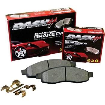 Dash4 MD843 Semi-Metallic Brake Pad