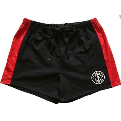 Black Star Shorts Men Trousers Cotton Bodybuilding Sweatpants Cotton Fitness Short Jogger Workout Gyms Men Shorts
