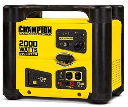 Champion 100148 2000-Watt Stackable Portable Inverter Genera