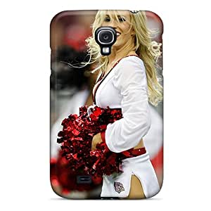 Vincell OaOhQ33552TufEN Case For Galaxy S4 With Nice Nfl Cheerleaders Appearance